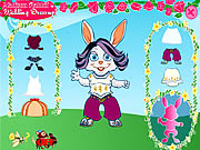 Click to Play Madison Rabbit: Wedding Dress up