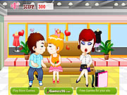 Click to Play Mall Kiss