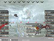 Click to Play Matrix Side Scrolling Master
