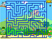 Click to Play Maze Game - Game Play 15