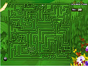 Maze Game Game Play 24