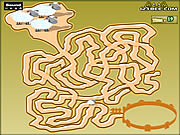 Click to Play Maze Game - Game Play 3