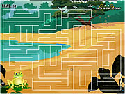 Maze Game Game Play 13
