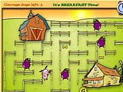 Click to Play Meal Time Maze