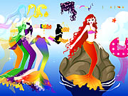 Click to Play Mermaid Dress up