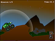 Click to Play Military Monster Truck