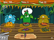 Click to Play Monster Snack