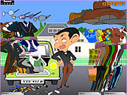 Click to Play Mr Bean Dress Up Games