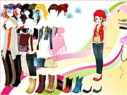 Click to Play New Collection Dress Up