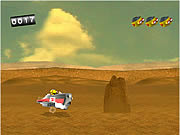 Click to Play Nuts & Scrap Desert Race