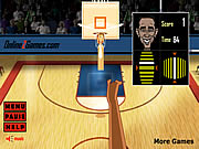 Click to Play Obama Shootout
