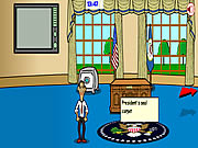 Click to Play Obama Saw Game