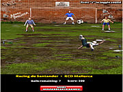 Click to Play Overhead Kick Champion