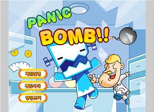 Click to Play Panic Bomb