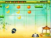 Click to Play Panda Bounce