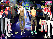 Click to Play Party Couple Dress Up