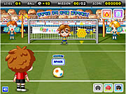 Click to Play Penalty Go Go