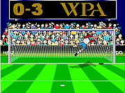 Click to Play Penalty Shootout