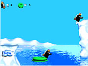 Click to Play Penguin Bounce