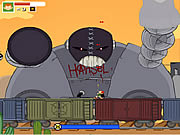 Click to Play Pico Blast - Trouble in the Train-Yard