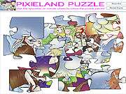 Click to Play Pixieland Puzzle