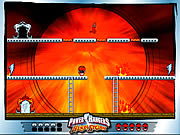 Click to Play Power Rangers - Ninja Storm