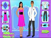 Click to Play Prom Night Dress Up