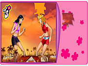 Click to Play Totally Spies Puzzle 4