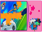 Click to Play Totally Spies Puzzle 5
