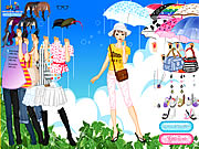 Click to Play Rainy Days Dress Up