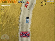 Click to Play Retro Racer