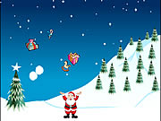 Click to Play Santa's Gifts Catcher