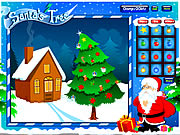 Click to Play Santa's Tree