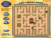 Click to Play Save Princess Minnie