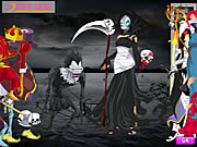 Click to Play Scary Halloween Dressup