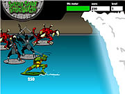 Teenage Mutant Ninja Turtles Sewer Surf Showdown