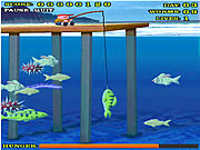 Click to Play Shark Bait