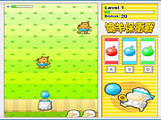Click to Play Sheep Bubble