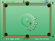 Click to Play Sheep Pool