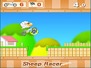 Click to Play Sheep Racer