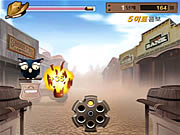 Click to Play Shooting Bottles