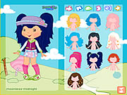 Click to Play Strawberry Shortcake Dress Up