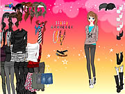 Click to Play Skinny Jeans Dress Up