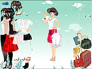 Click to Play Skirt and Blouse Dress Up