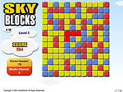 Click to Play Sky Blocks