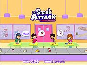 Click to Play The Snack Attack - Calcium Crunch