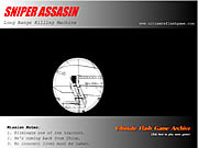 Click to Play Sniper Assassin