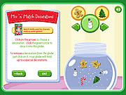 Click to Play Create A Snow Globe