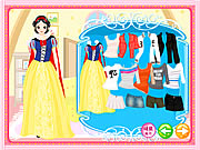 Click to Play Snow White Dress Up