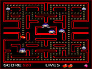 Click to Play Sonic Pacman